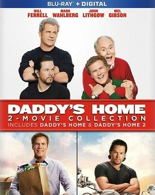 Daddy's Home / Daddy's Home 2 Blu-ray