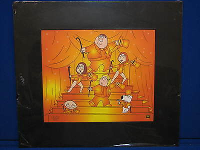Family Guy Limited Edition Viva Vegas Opening Credits Official Giclee Print COA