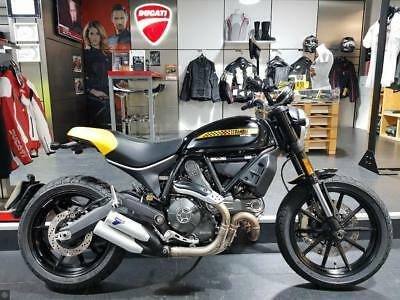 Ducati Scrambler Full Throttle 0% Now Available, Please Read Description