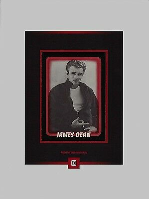 JAMES DEAN personal used worn owned WARDROBE PIECE swatch relic clothing