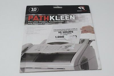 PathKleen Read Right For laser Printers Fax Machines and Copiers 7 Sheets 8.5x11