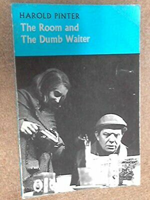 The Room and the Dumb Waiter (A Methuen Modern Pl... by Pinter, Harold Paperback