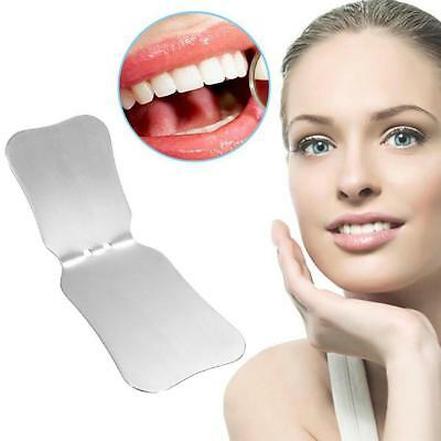 Dental Orthodontic Intra-oral Mirror Photographic Reflector Stainless Steel