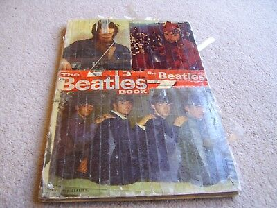 Late 1960's Scrapbook relating to The Beatles / Paul McCratney / John Lennon etc