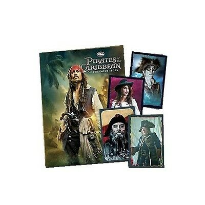 Pirates Of The Caribbean Autocollants ~20 Packs *Neuf*