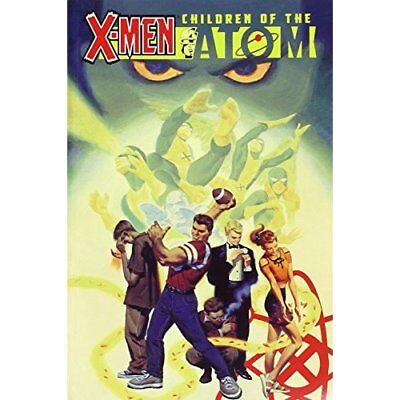 X-Men: Children of the Atom - Paperback NEW Joe Casey 2009-04-06