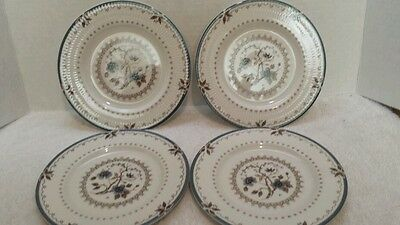 Royal Doulton, Old Colony Pattern, Bread/Butter plates, 4