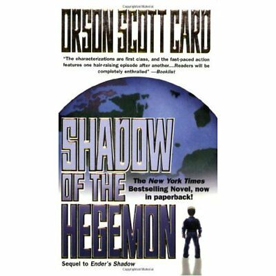Shadow of the Hegemon (Ender Wiggin Saga) - Mass Market Paperback NEW Orson Scot