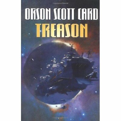 Treason - Paperback NEW Card, Orson Sco 2006-02-20