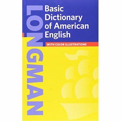 Longman Basic Dictionary of American English (US Dictio - Paperback NEW Longman,