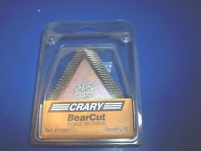 Crary Bear Cut Sickle Sections #17201
