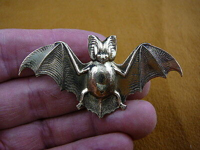 CB-Bat-1 Bats with wings spread Barrettes French barrette love flying night bats