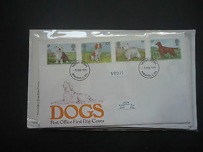 Great Britain 1979 Year Set (All Unaddressed) 9x First Day Covers