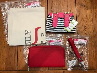 THIRTY-ONE & IN A PIKLE Items - Wristlet, Carryall, Pillow Cover - All New