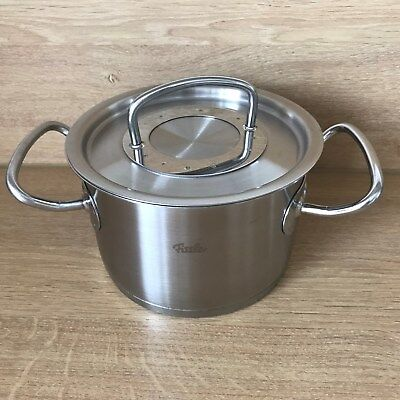 Fissler - original Profi Collection - Kochtopf - 16 cm - 2 Liter -