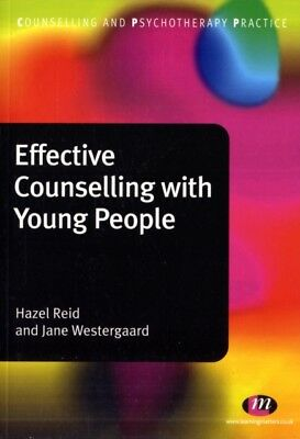 Effective Counselling with Young People (Counselling and Psychoth...