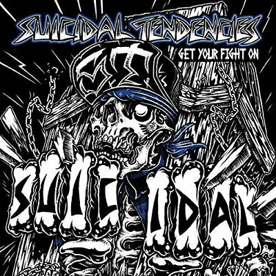 Suicidal Tendencies - Get Your Fight On! [New CD]