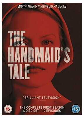 The Handmaid's Tale Season 1 [DVD] [2018] [New DVD]