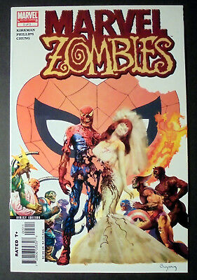 Marvel Zombies #5 Modern Age Marvel Comic Book 2006 NM