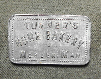 Morden MB Canada Turner's Home Bakery GF 1 - 16 Oz Loaf Bread Stewart 2820c