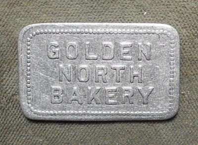 South Porcupine ON Canada Golden North Bakery GF 1 Loaf Of Bread