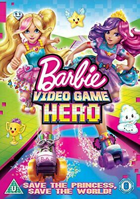 Barbie Video Game Hero [DVD] - DVD  UMVG The Cheap Fast Free Post