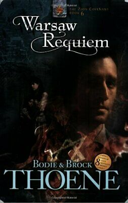 Warsaw Requiem (Zion Covenant) by Thoene, Brock Paperback Book The Cheap Fast