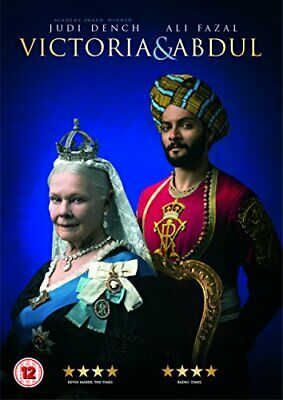 Victoria & Abdul (DVD + digital download) [2017] - DVD  DPVG The Cheap Fast Free