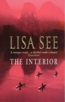 The Interior by See, Lisa Paperback Book The Fast Free Shipping
