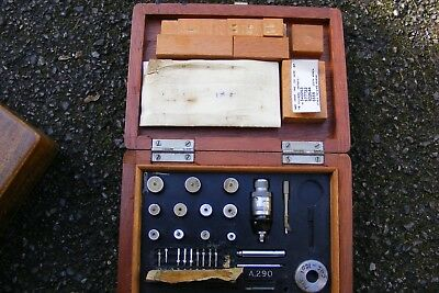 vintage Matrix Internal Measuring micrometer