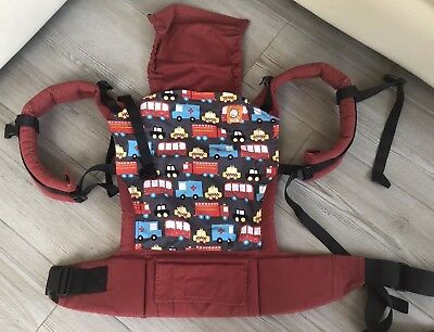 Tula Standard Baby Carrier Look For Helpers (Fire Police Ambulance) 🚒🚑🚓
