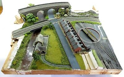 N Gauge Scenic Layout/ Diorama  (Magazine Featured) UNBOXED L36