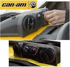 New Can Am Commander 2014 & up Defrost Heat & Ventilation System #715001390 OEM