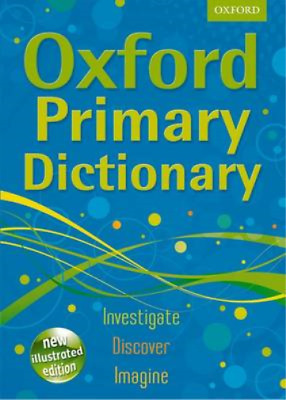 Oxford Primary Dictionary, Oxford Dictionaries, Used; Good Book