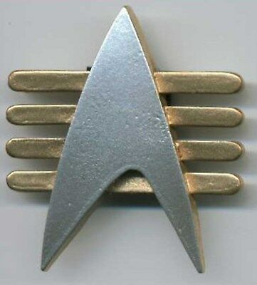 Star Trek TNG  The Next Generation Future Imperfect Communicator Comm Badge