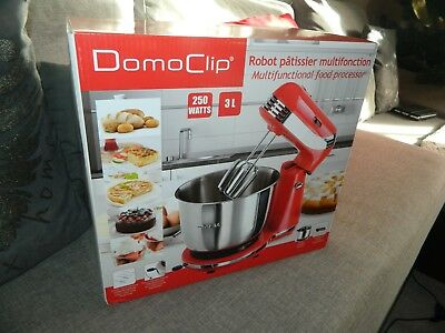 Robot Patissier Multifonction Domoclip Neuf