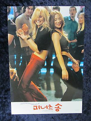 The Sweetest Thing lobby cards  - Cameron Diaz, Christina Applegate, Selma Blair