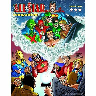 All-star Companion: v. 3 - Paperback NEW Thomas, Roy 2008-02-21