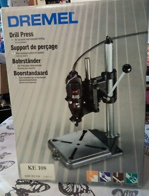 Dremel Drill Press Never Used Bnib (3 Day Auction)