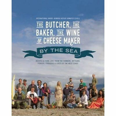 The Butcher, the Baker, the Wine and Cheese Maker by th - Paperback NEW Jennifer