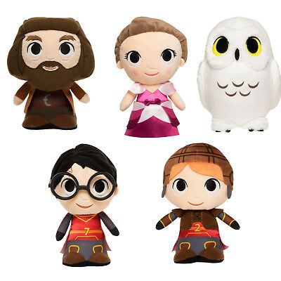 Funko Harry Potter Super Cute Plush  Hermione Harry Hedwig Ron Weasley Hagrid