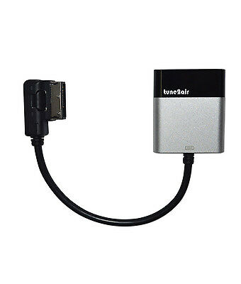Viseeo Tune2Air WMA3000a iPhone 30 pin to lightning Bluetooth music car adapter