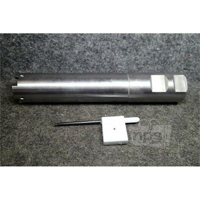 """Emuge GZ340153 Indexable Thread Mill, 4.3310"""" Max Hole Depth, 6.7320"""" OAL"""