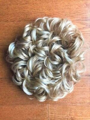 Irish dance Lana Small Bun Wig Blonde