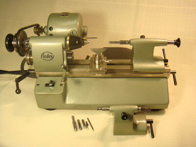 Beautiful Boley F1 Watchmaker Lathe