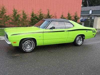 "1970 Plymouth Duster 340 c.i. 4 Speed  275 h.p. ""Super Rare"" 1970 Plymouth Duster ""Super Rare"""