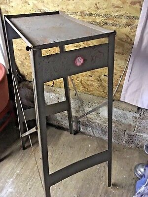 Vintage/retro Projector Stand Industrial Stand  By Premier