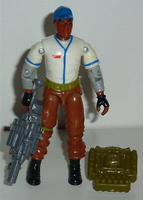 G.i.joe 1988 Hardball Lose + 100% Komplett Gi Joe Cobra