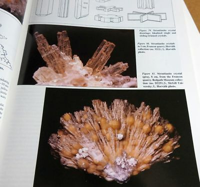 2006 Mineralogical Record magazine w/Weloganite Crystals from Canada and more