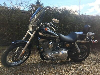 2003 HARLEY DAVIDSON DYNA FXD 100th ANNIVERSARY **ONLY 9,000 MILES**